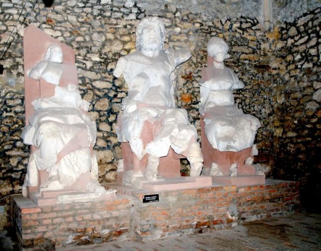 Soproni Múzeum Fabricius-ház Római kori kőtár, Sopron