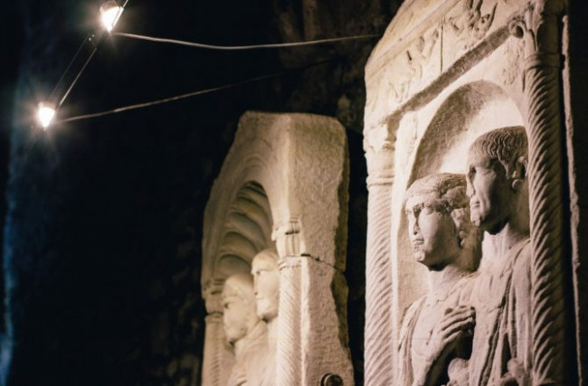 Római kori kőtár, Sopron