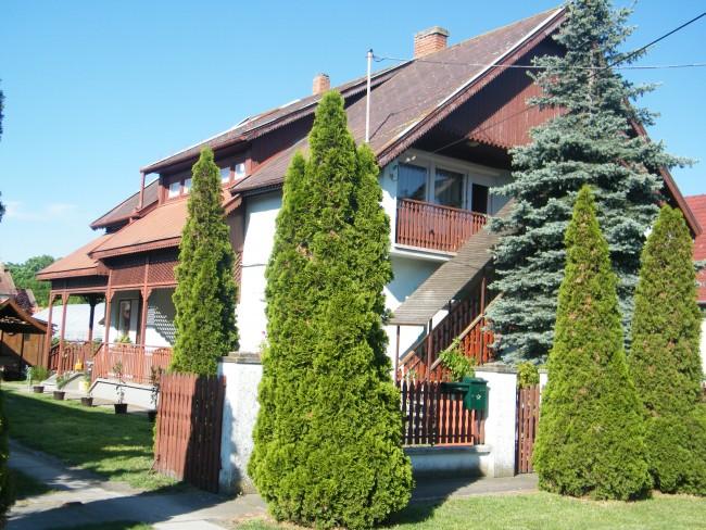 Kiszner Ferencné Vendégháza, Ópusztaszer