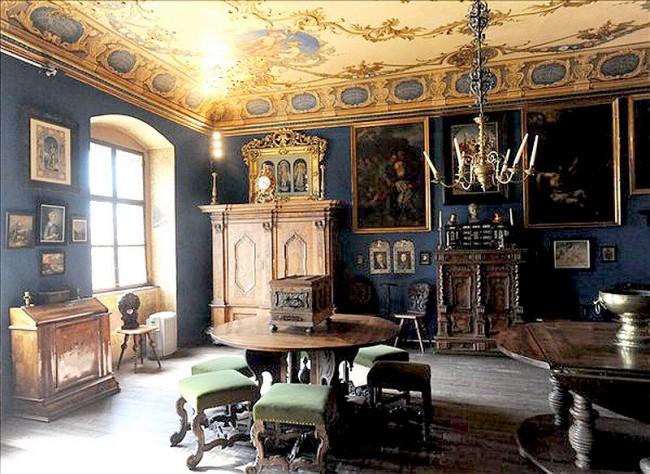 Soproni Múzeum Fabricius-ház Polgári lakások kiállítás, Sopron