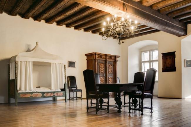 Fabricius-ház Polgári lakások kiállítás, Sopron