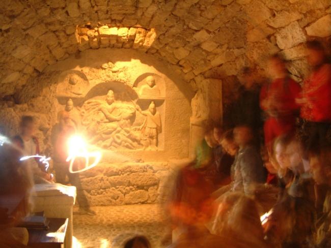 Mithras-barlang                                                                                                                                       , Fertőrákos