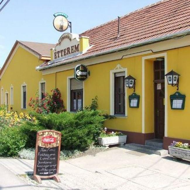 Millennium Étterem, Mezőkövesd