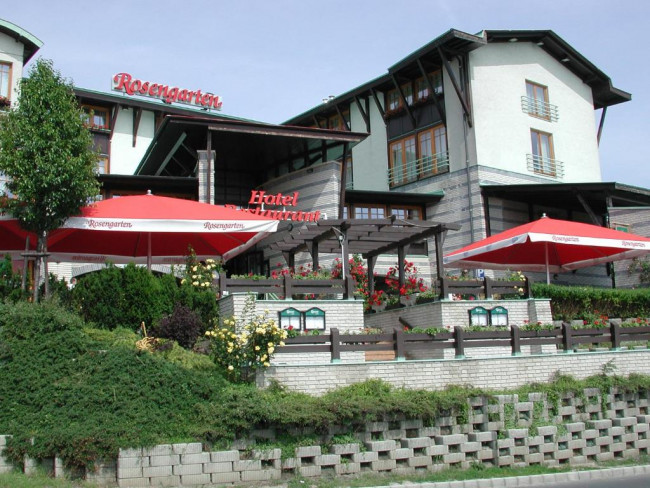 Rosengarten Restaurant & Hotel, Sopron