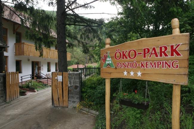 Öko-Park Panzió Kemping*** és Kalandpark, Eger (Szarvaskő)