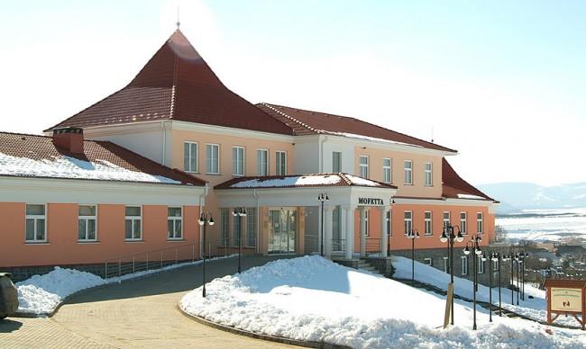 Mofetta Szén-dioxid Szárazfürdő és Gyógyászati Központ, Mátraderecske