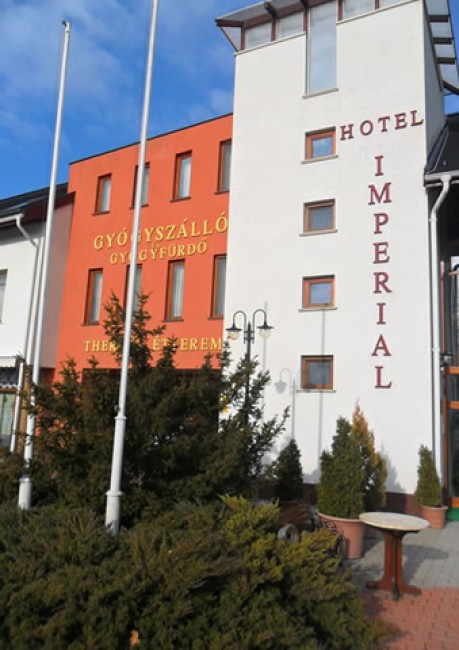 Hotel Imperial Gyógyszálló, Kiskőrös