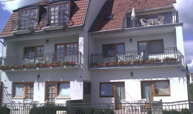 Família Apartmanház, Keszthely