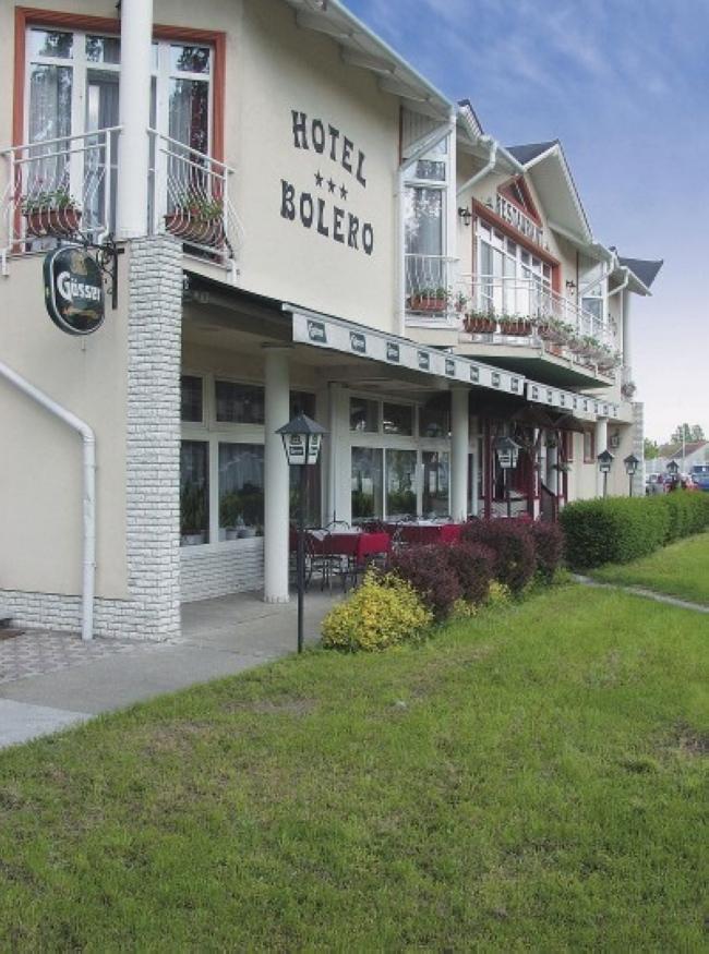 BOLERO**** Hotel & Étterem, Győr