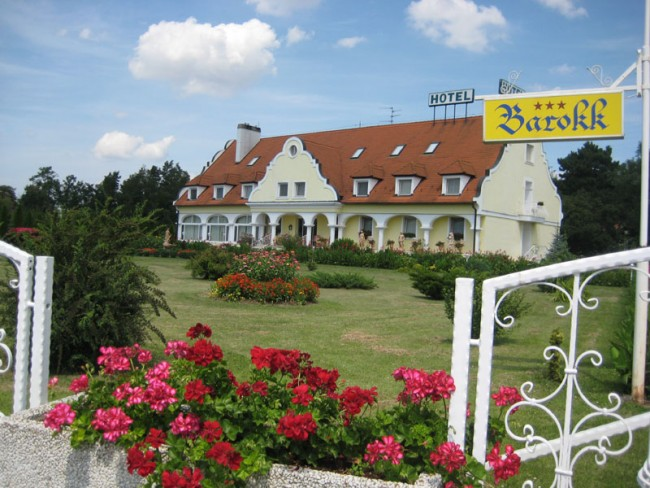 Barokk Hotel***, Hegyeshalom