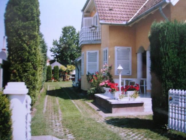 Gizella-ház, Keszthely