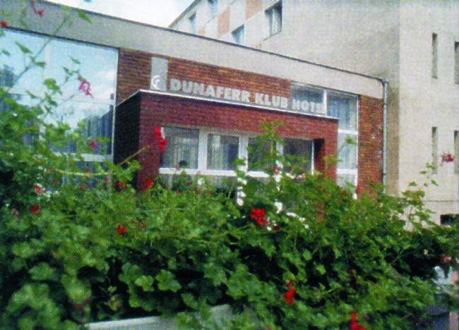Klub Hotel, Dunaújváros
