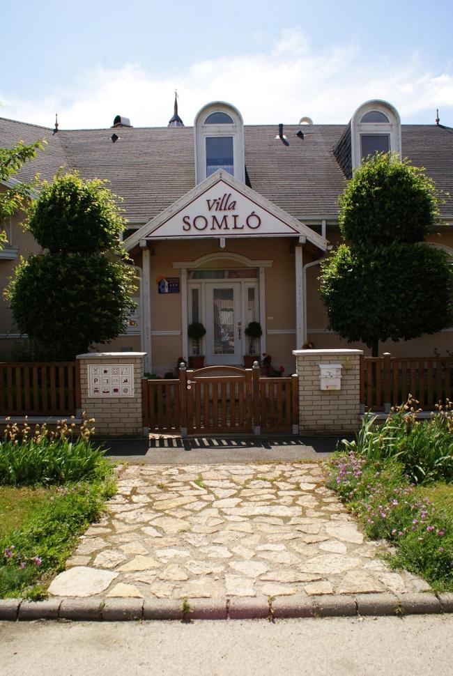 Villa Somló, Bük