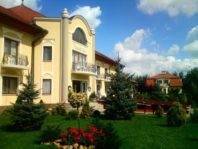 Termál Hotel Pávai, Berekfürdő