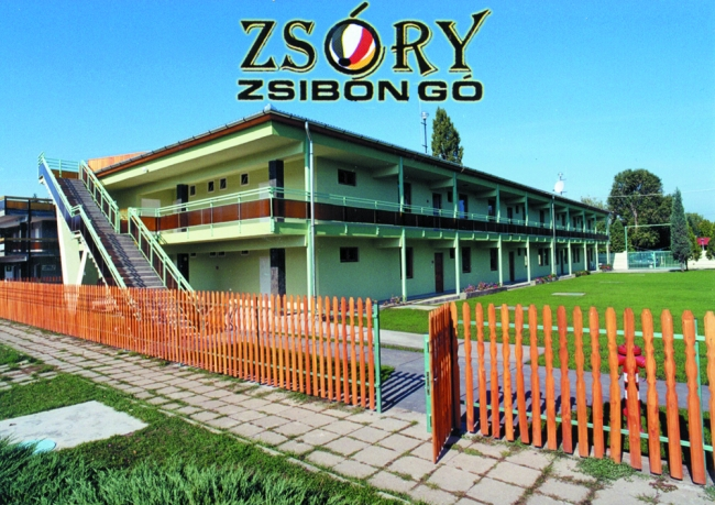 Zsóry Zsibongó Gyermeküdülő és Ifjúsági Tábor, Mezőkövesd (Zsóryfürdő)