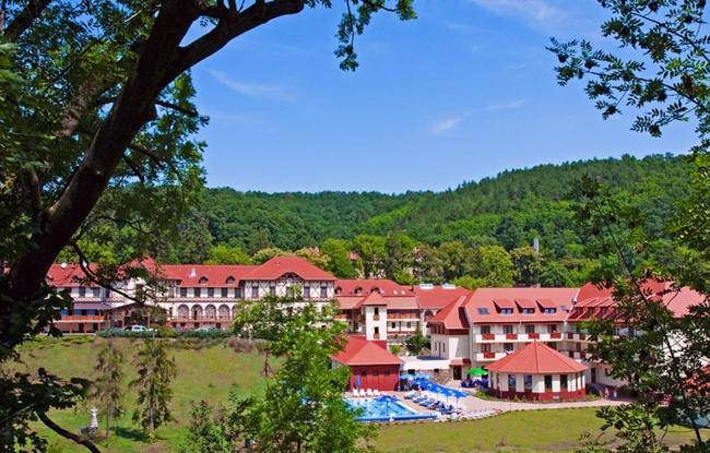 Erzsébet Park Hotel, Parád (Parádfürdő)