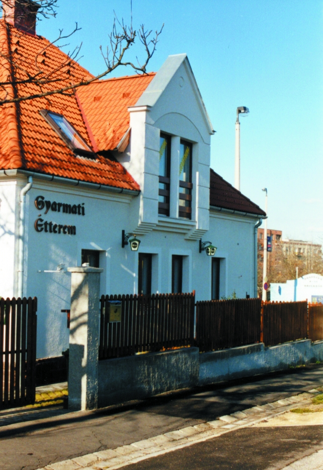 Gyarmati Étterem Panzió, Veszprém