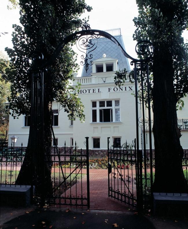 Hotel Főnix****                                                                                                                                       , Balatonföldvár