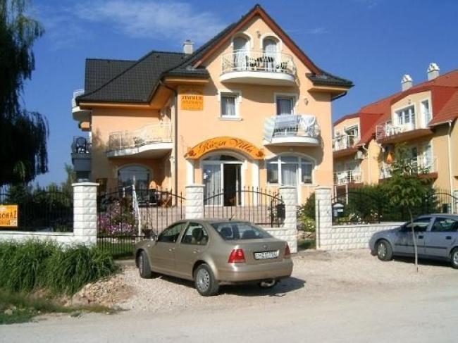 Rózsa Villa, Balatonfüred