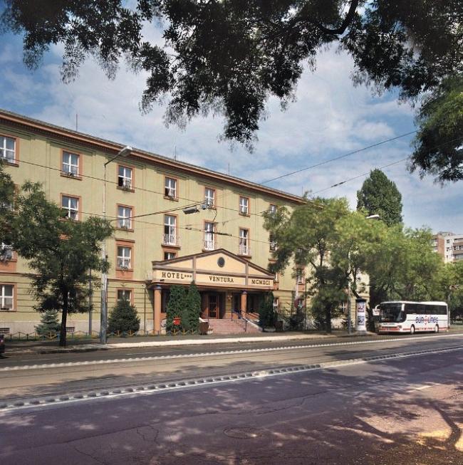 Gerand Hotel Ventura***, BUDAPEST (XI. kerület)