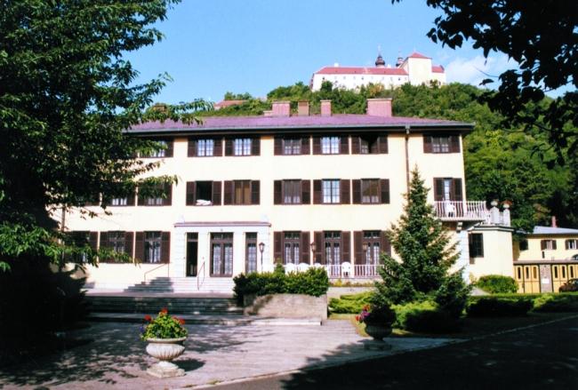 MTA Ökológiai Kutatóközpont Balatoni Limnológiai Intézet Vendégháza, Tihany