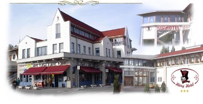 Háry Hotel*** Étterem, Kecskemét