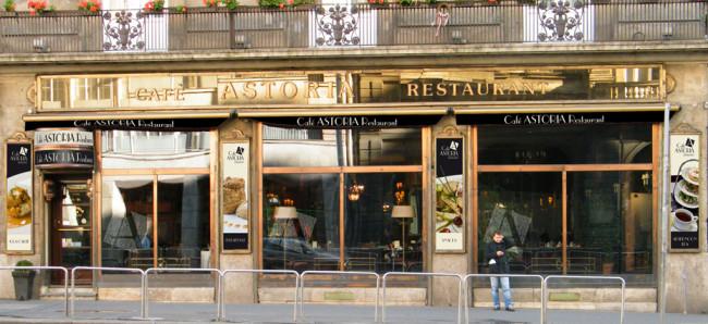 Café Astoria Restaurant, BUDAPEST (V. kerület)