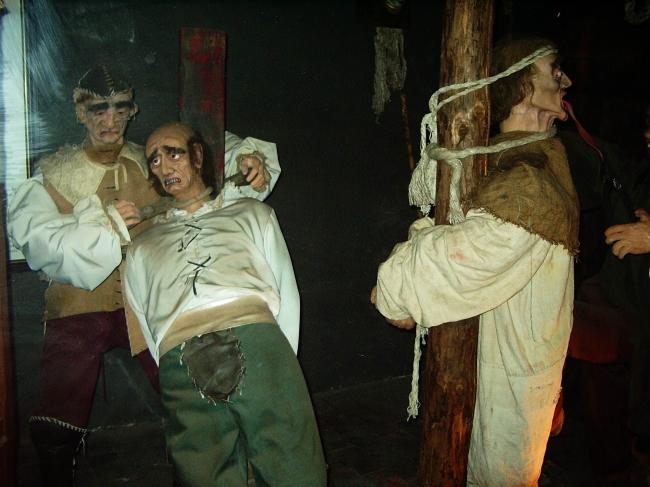 Horrorárium és Kínzómúzeum, Keszthely