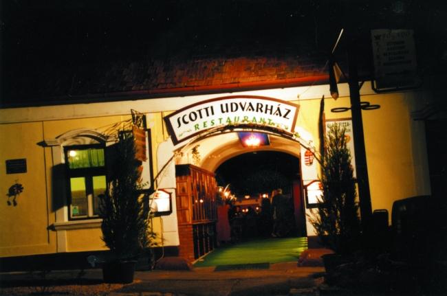 Scotti Udvarház                                                                                                                                       , Sümeg