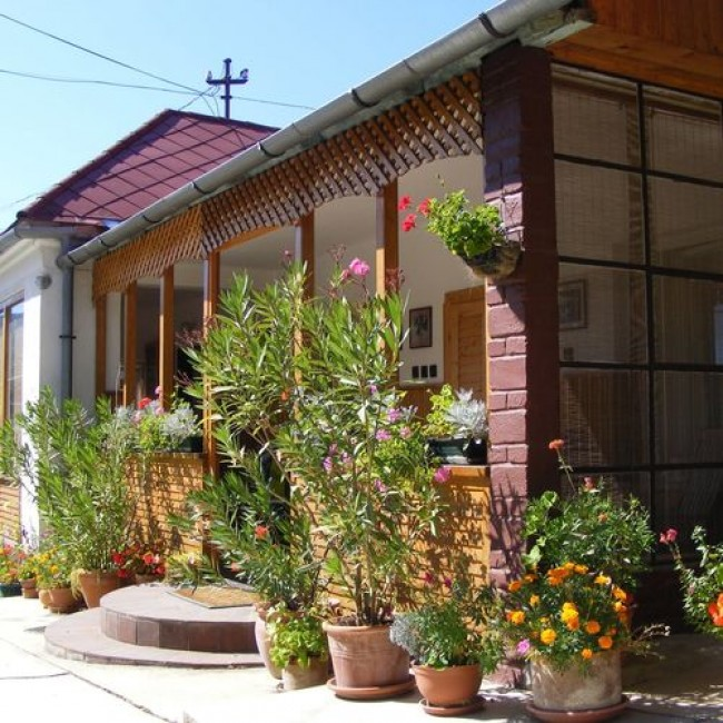 Vándordiák Vendégház, Bakonybél