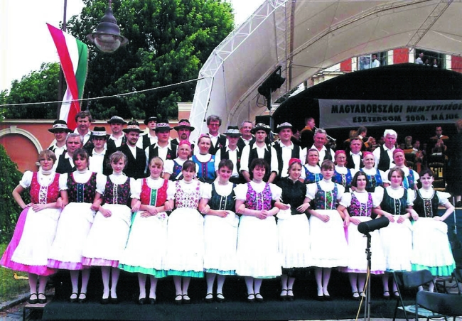 Pusztavámi Német Nemzetiségi Énekkar Egyesület, Pusztavám