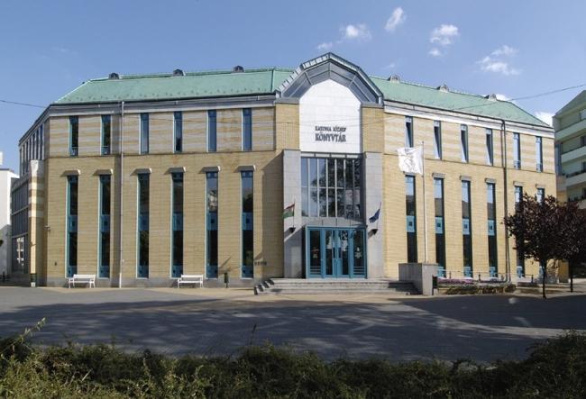Katona József Könyvtár                                                                                                                                , Kecskemét