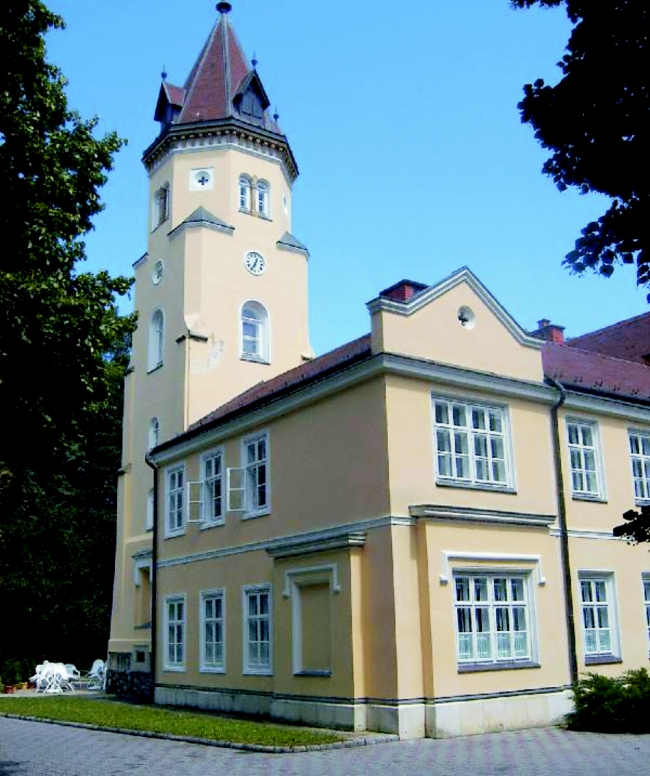 Festetich Kastélyszálló - Zsuzsanna Hotel, Szeleste