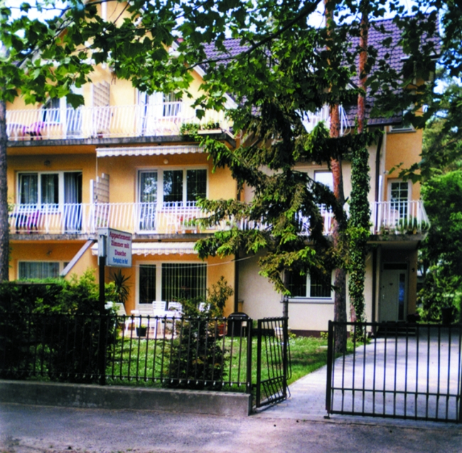 Villa Gabriella, Siófok