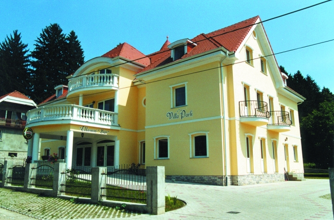 Villa Park Panzió, Szilvásvárad