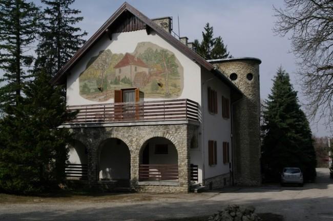 Malomerdő Panzió és Üdülőház Ökoturisztikai Központ, Pusztavám