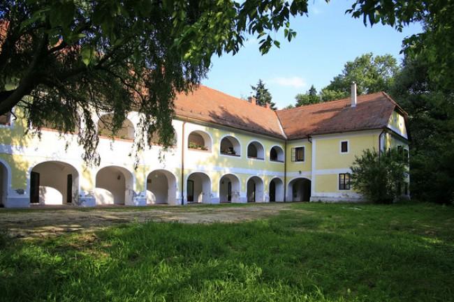 Kiskastély (Helytörténeti Múzeum), Zalaszentgrót