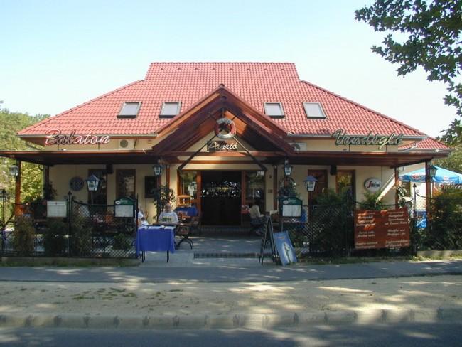 Balaton Vendéglő és Panzió, Siófok