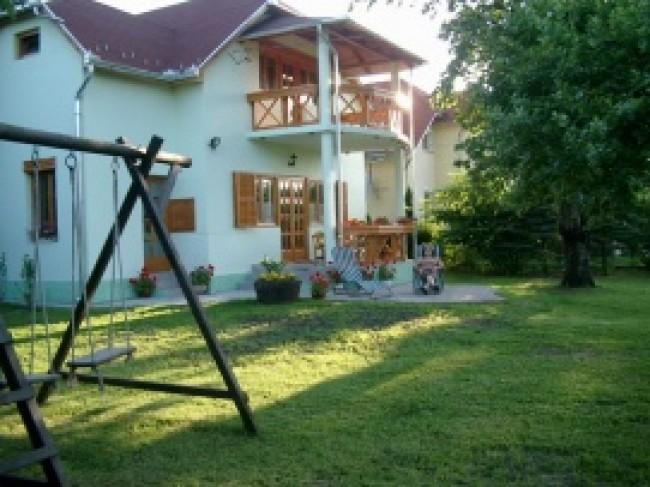 Nemecz ház, Balatonmáriafürdő
