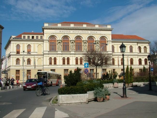 Liszt Ferenc Konferencia és Kulturális Központ, Sopron