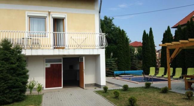 Szandra Ház, Balatonföldvár