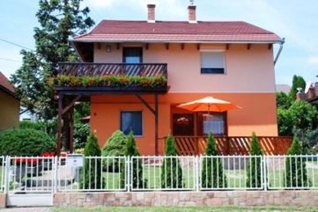 Antal Apartmanház, Zalakaros