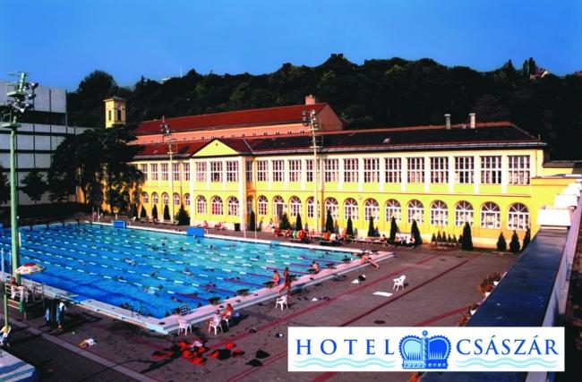 Hotel Császár***, BUDAPEST (II. kerület)