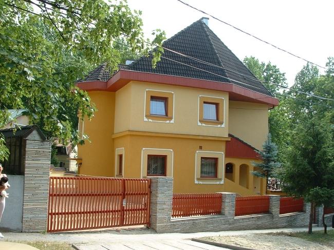 Herczeg Sétány Apartmanház, Miskolc (Miskolctapolca)