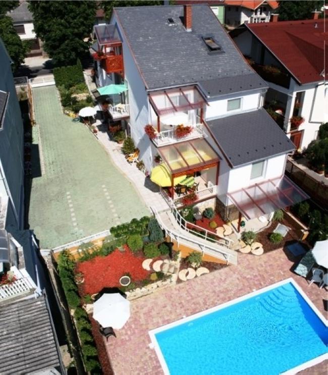 Apart Hévízi Ház<br/>Familia Perlaki, Hévíz