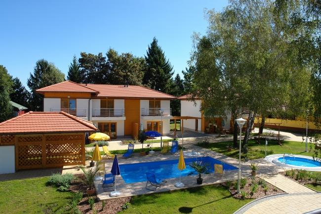 Karos Garden Family Resort**** Családi Üdülőfalu, Zalakaros