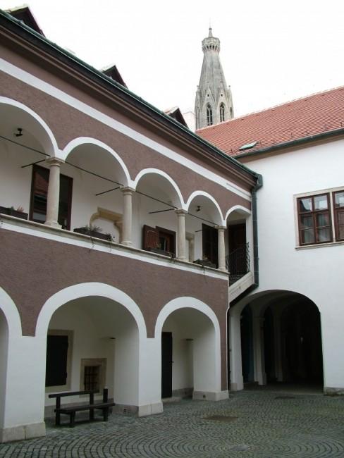 Központi Bányászati Múzeum Sopron, Sopron