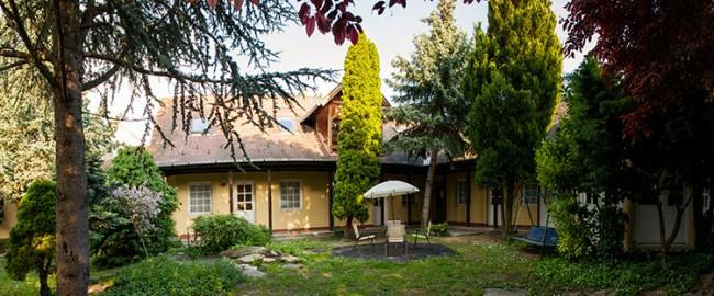 Golden Yacca Vendégház, Keszthely