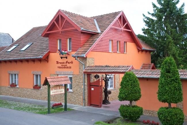 Green Park Villa Wellness & Tréning, Eger
