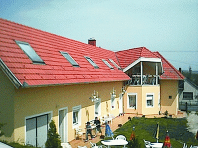 Samadare-ház, Alsópáhok